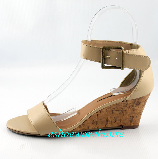 Nude low wedges Nude Photos 55